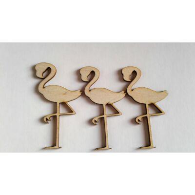 Flamingó dekorációs kellék