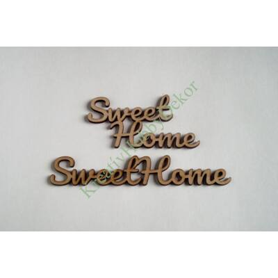 Sweet Home felirat