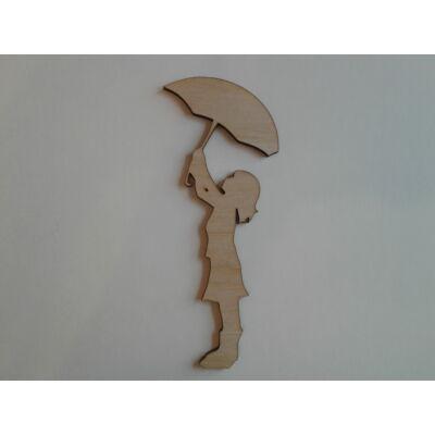 őszi dekor figura