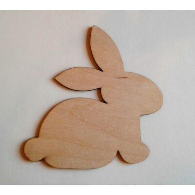 húsvéti nyúl  fából