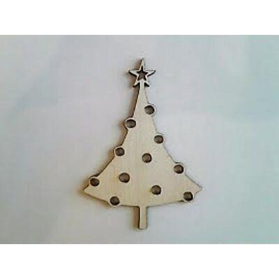 karácsonyi dekor kellék