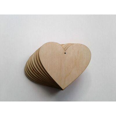 fa dekor  szív