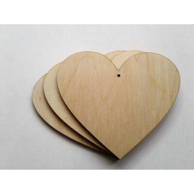 dekor fa szív