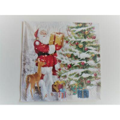 karácsonyi dekupázssazlvéta