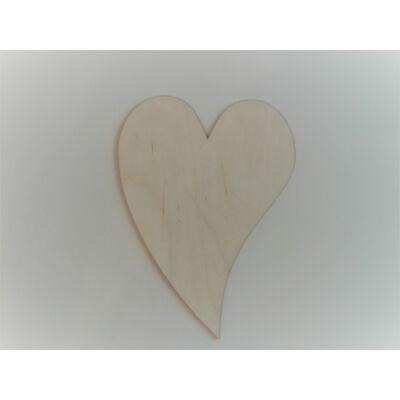 dekor francia szív